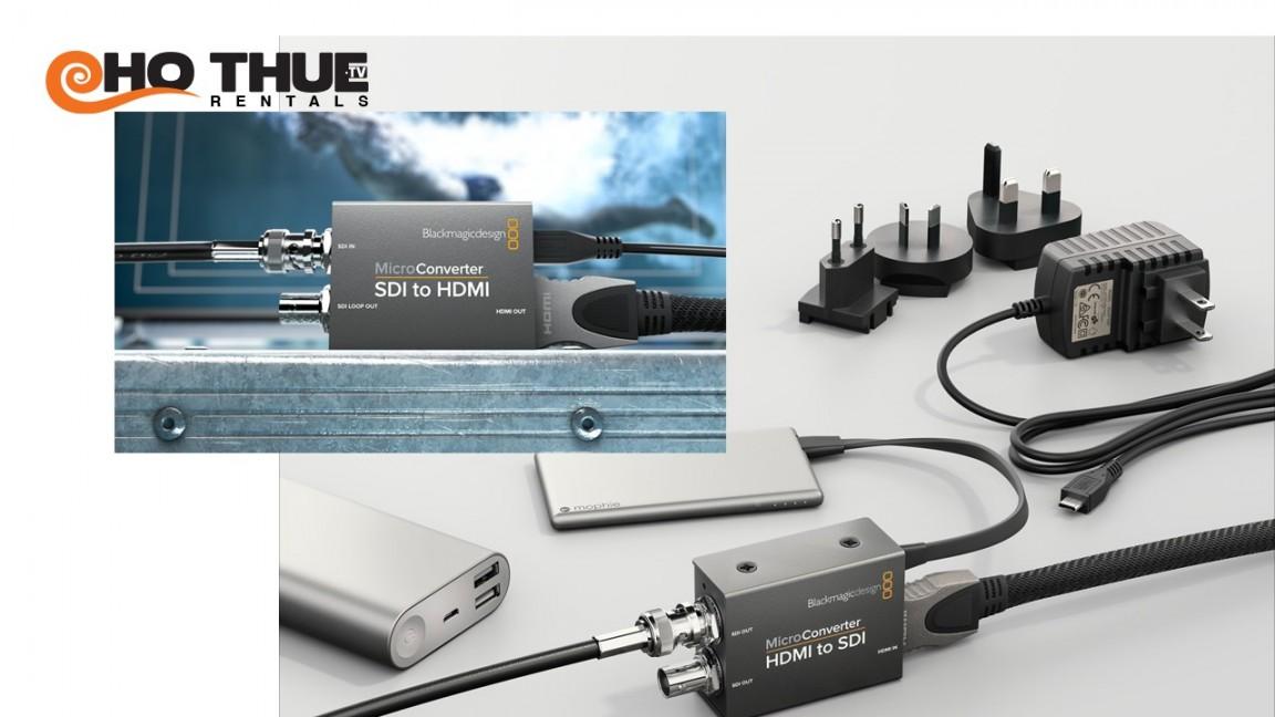 Thiết bị chuyển đổi HD SDI/HDMI