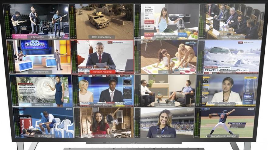 Bộ chia 6 màn hình