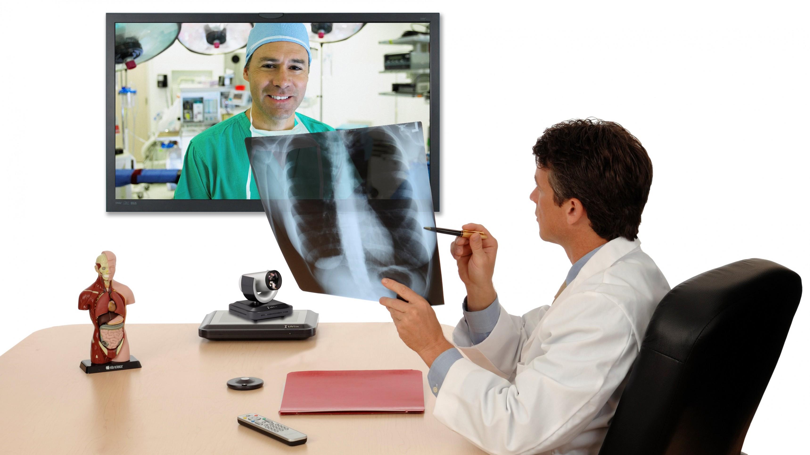 Giải pháp cầu truyền hình HD cho ngành Y tế