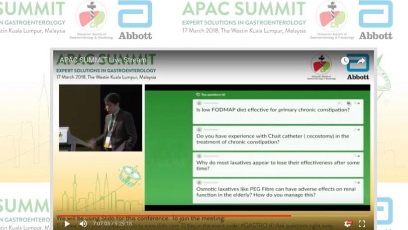 Dịch vụ livestream cho hội nghị quốc tế tương tác